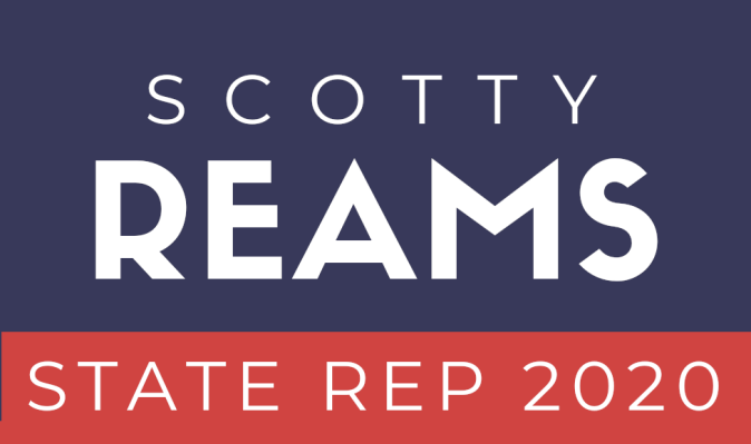 Scotty Reams State Rep 2020